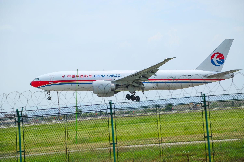 Re:[原创]【宁波飞友】宁波栎社机场仅有的几架大飞机 BOEING 777-200 B-2083 宁波栎社机场