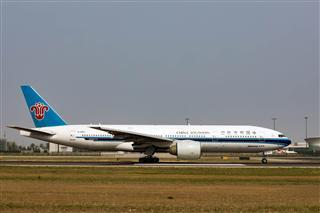 【PEK】即将退役的南航777-200(B-2053)