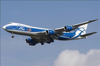 Re:【PVG】俄罗斯空桥货运B747-8F