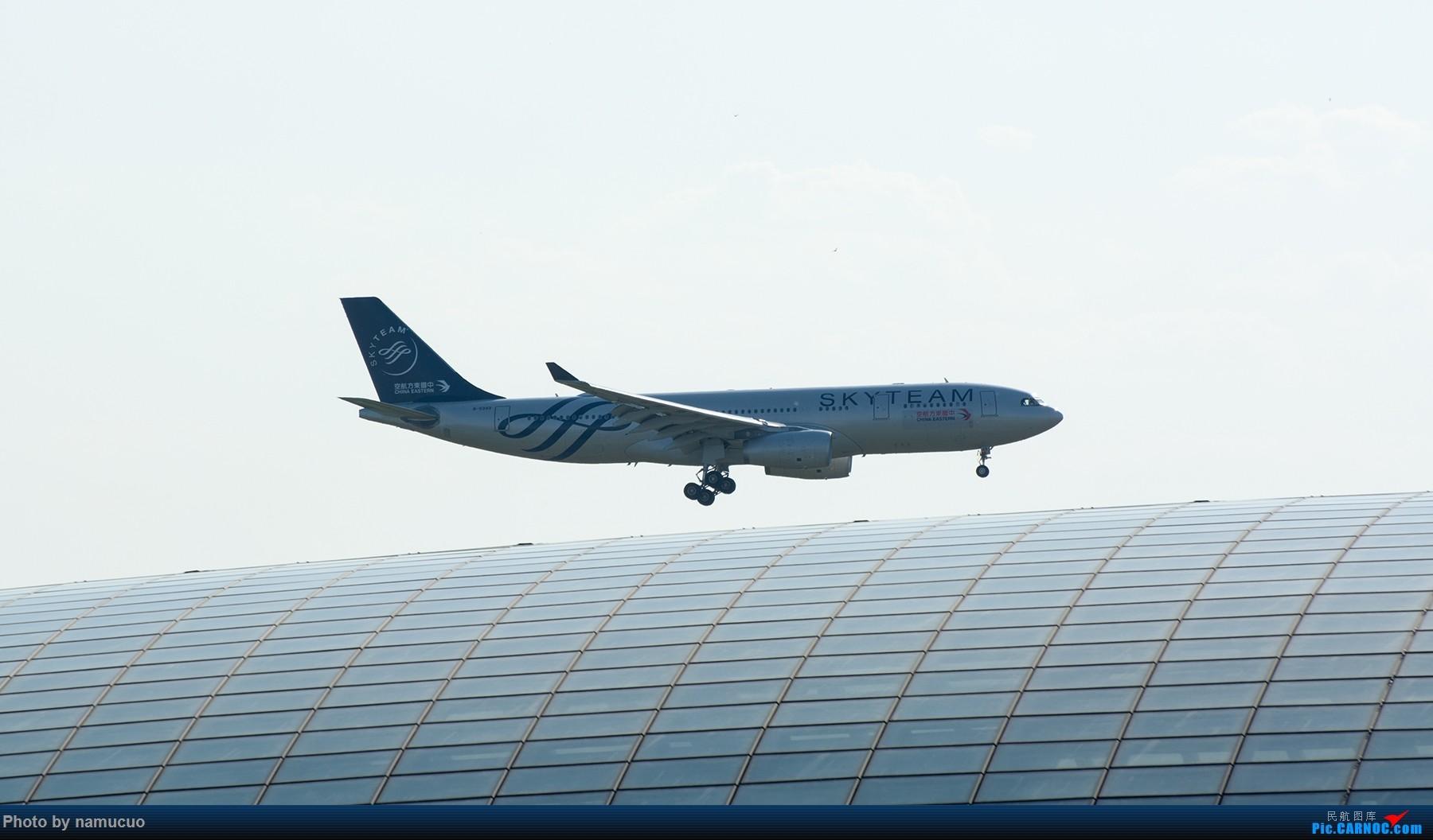 Re:[原创]【PEK】【专题】降落在穹顶之上(二)这次没有柳絮 AIRBUS A330-200 B-5949