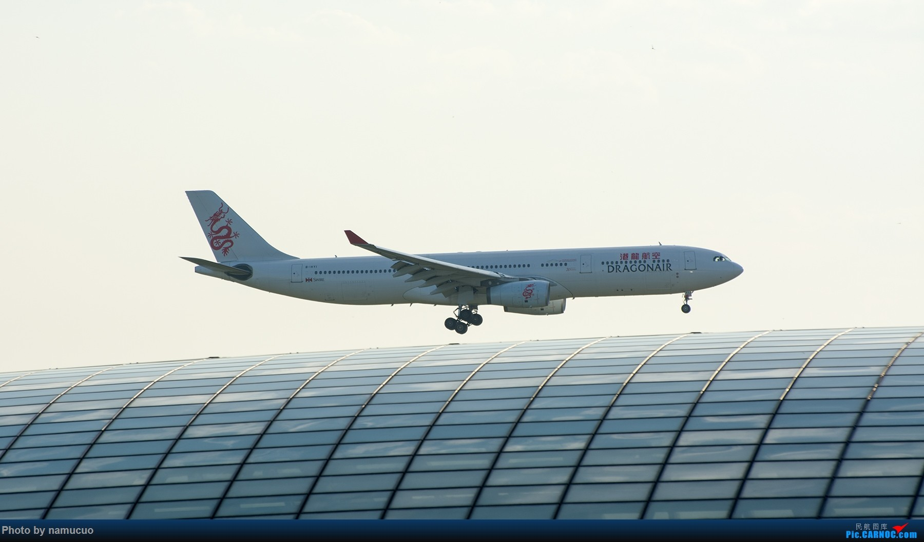 Re:[原创]【PEK】【专题】降落在穹顶之上(二)这次没有柳絮 AIRBUS A330-300 B-HYI
