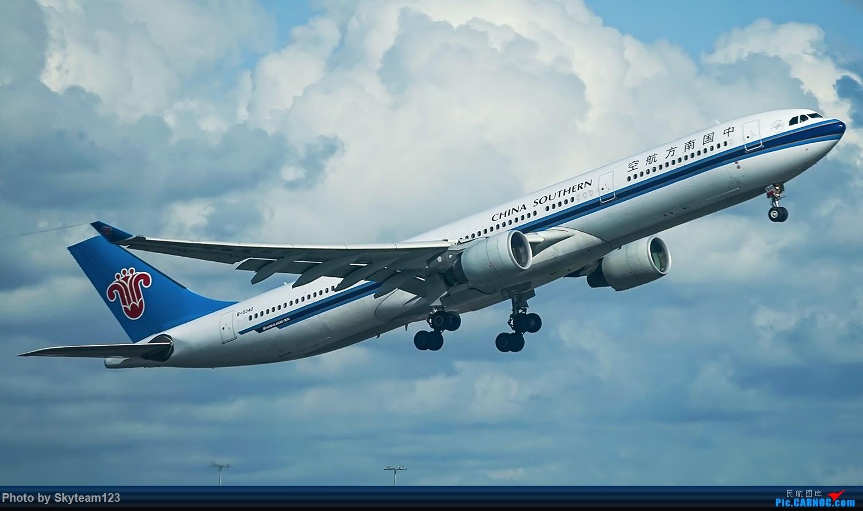 Re:[原创]SYD 杂图几张 T2航站楼 AIRBUS A330-300 B-5940 澳大利亚悉尼金斯福德·史密斯机场