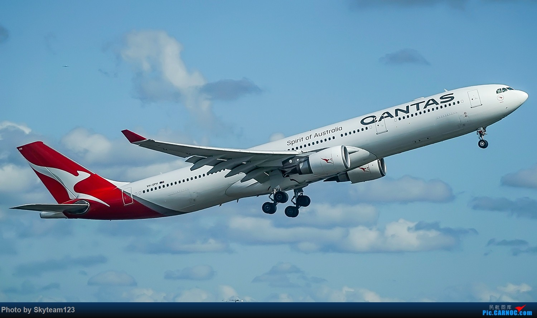 Re:[原创]SYD 杂图几张 T2航站楼 AIRBUS A330-300 VH-QPH 澳大利亚悉尼金斯福德·史密斯机场