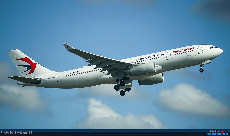 Re:[原创]SYD 杂图几张 T2航站楼 AIRBUS A330-200 B-5941 澳大利亚悉尼金斯福德·史密斯机场