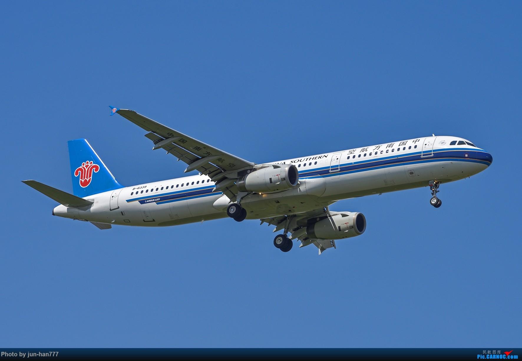 [原创]PVG 很是有点伤感也许以后不会再常来拍机了 AIRBUS A321-200 B-6339