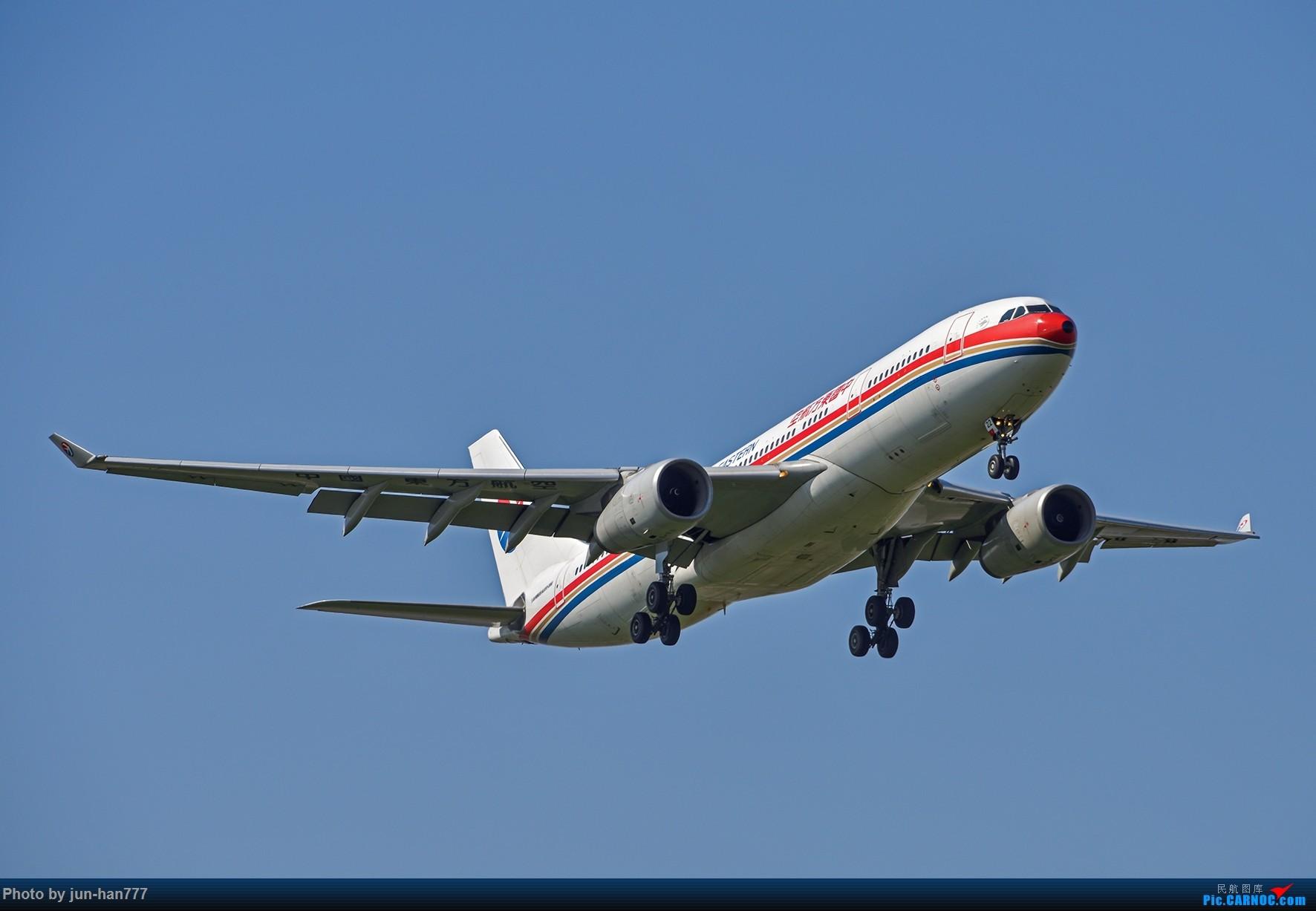 Re:[原创]PVG 很是有点伤感也许以后不会再常来拍机了 AIRBUS A330-200 B-6122