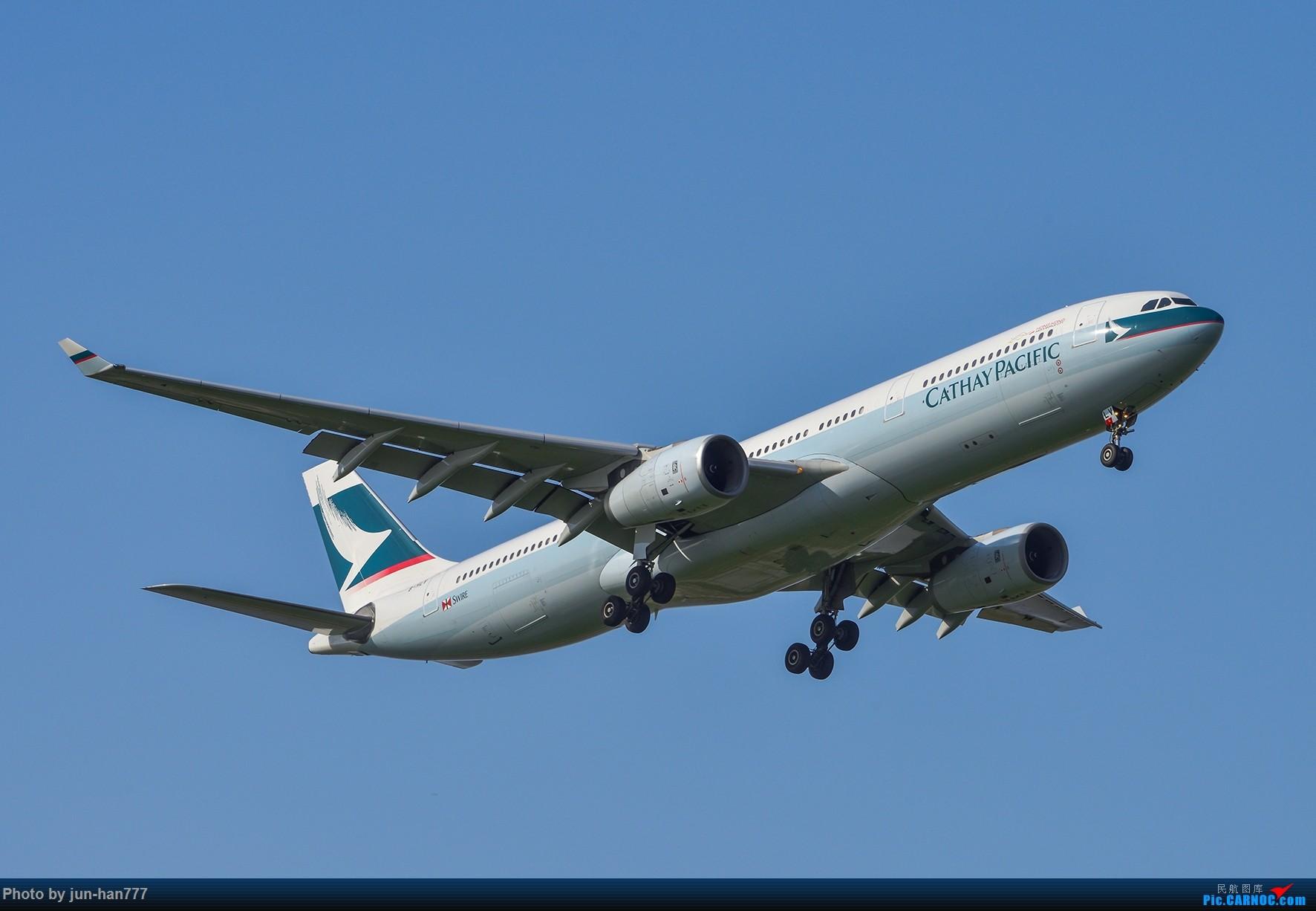 Re:[原创]PVG 很是有点伤感也许以后不会再常来拍机了 AIRBUS A330
