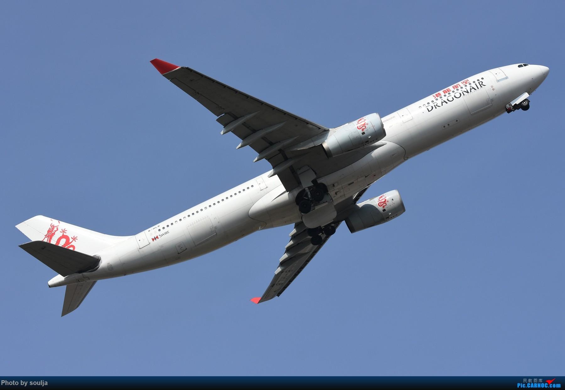 Re:[原创]TAO AIRBUS A330-300 B-HLB 中国青岛流亭国际机场