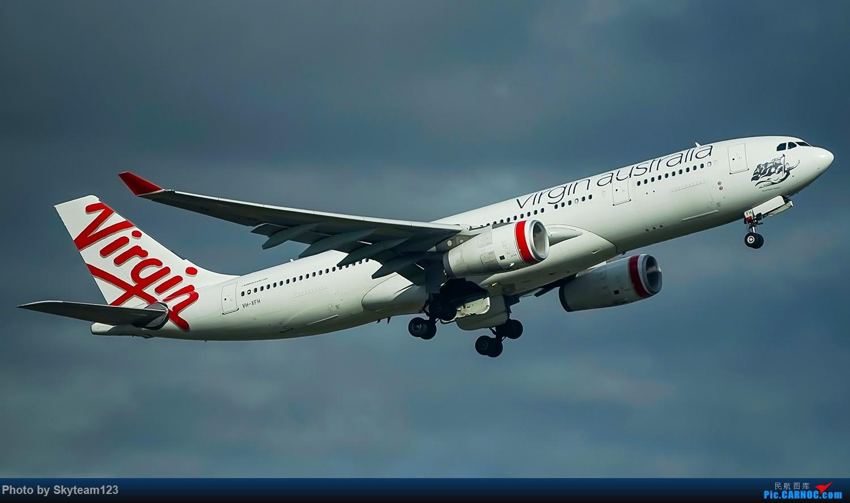 [原创]SYD 杂图几张 T2航站楼 附悉尼灯光节夜景两张~ A330-243 VH-XFH 澳大利亚悉尼金斯福德·史密斯机场
