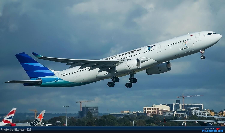 Re:[原创]SYD 杂图几张 T2航站楼 A330-343 PK-GPV 澳大利亚悉尼金斯福德·史密斯机场