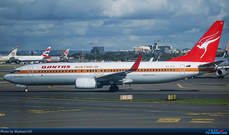 Re:[原创]SYD 杂图几张 T2航站楼 BOEING 737-800 VH-XZP 澳大利亚悉尼金斯福德·史密斯机场