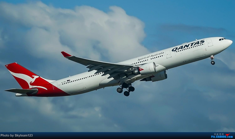Re:[原创]SYD 杂图几张 T2航站楼 AIRBUS A330-300 VH-QPC 澳大利亚悉尼金斯福德·史密斯机场