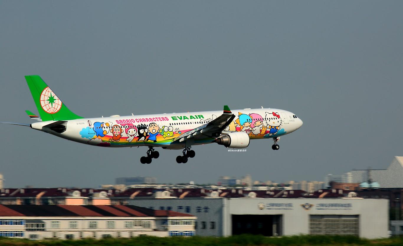 Re:长荣老喵换新喵 AIRBUS A330-300 B-16332 中国上海虹桥国际机场