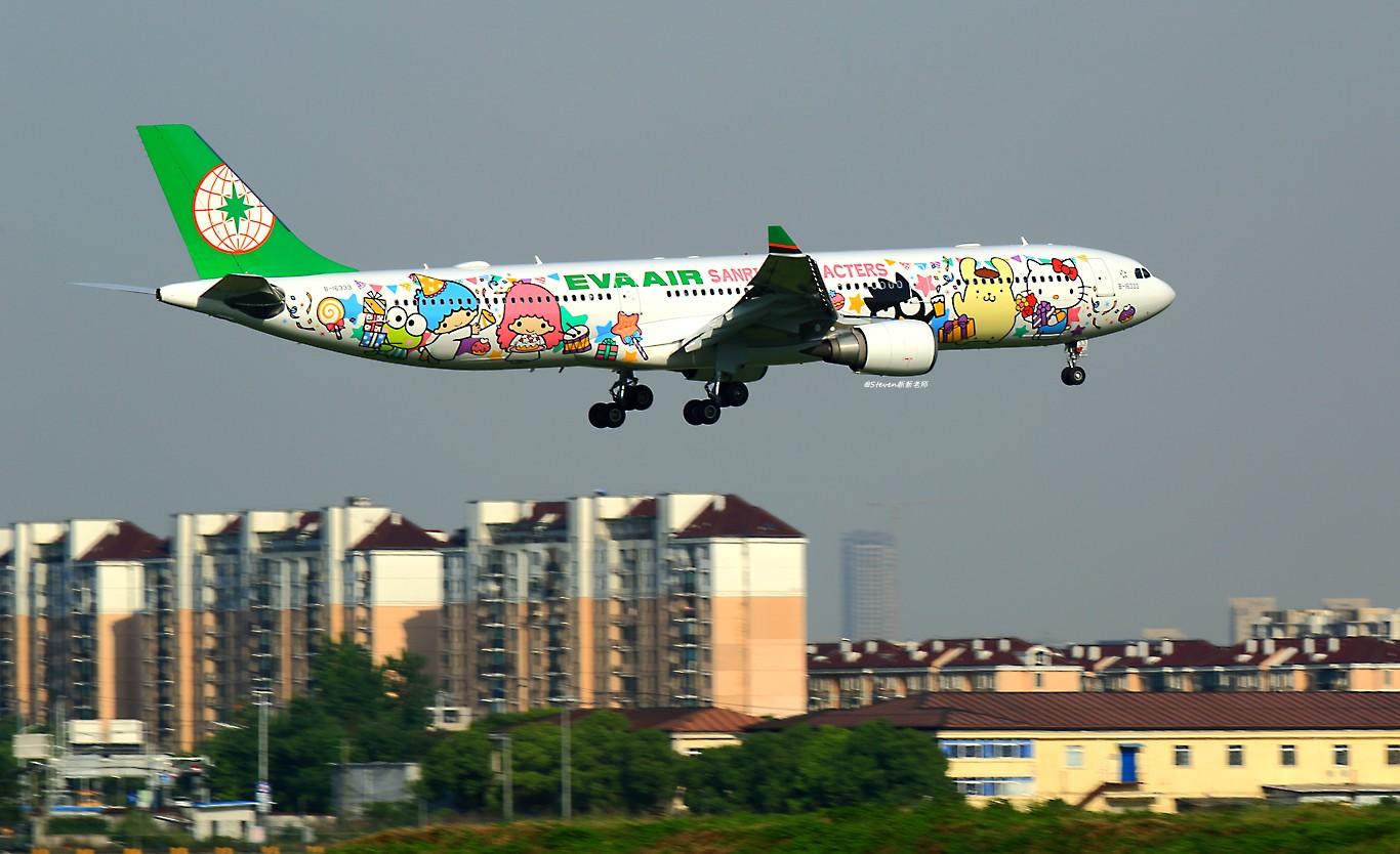 Re:长荣老喵换新喵 AIRBUS A330-300 B-16333 中国上海虹桥国际机场