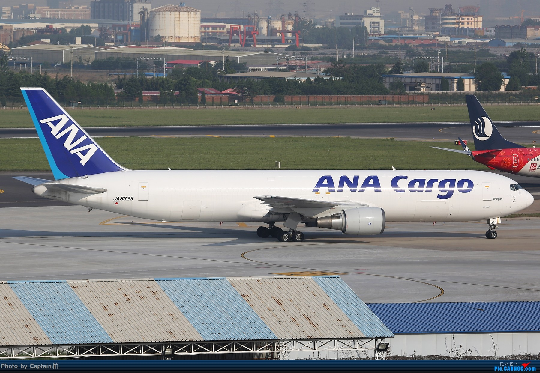 Re:[原创]青岛随拍 BOEING 767-300ER JA8232 中国青岛流亭国际机场