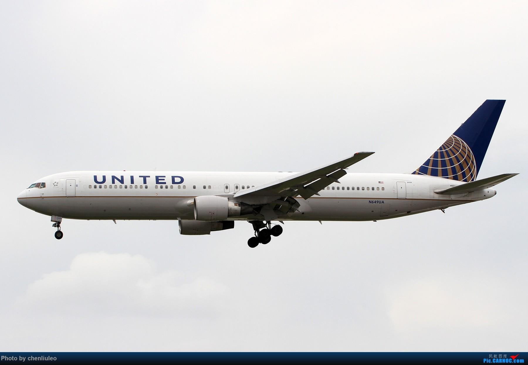 Re:[原创]【北美飞友会】芝加哥奥黑尔机场首拍 BOEING 767-300ER N649UA 美国芝加哥奥黑尔国际机场