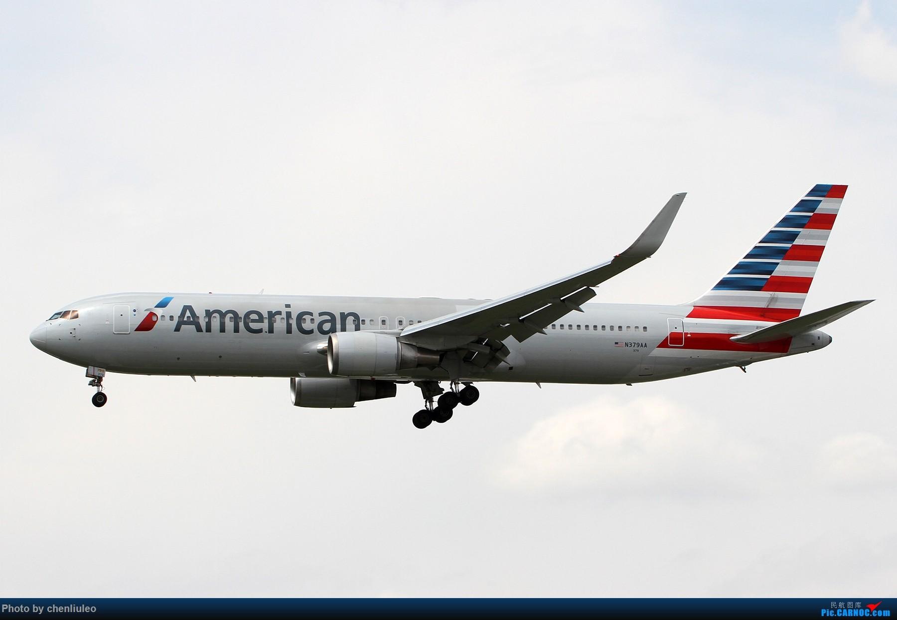 Re:[原创]【北美飞友会】芝加哥奥黑尔机场首拍 BOEING 767-300ER N379AA 美国芝加哥奥黑尔国际机场