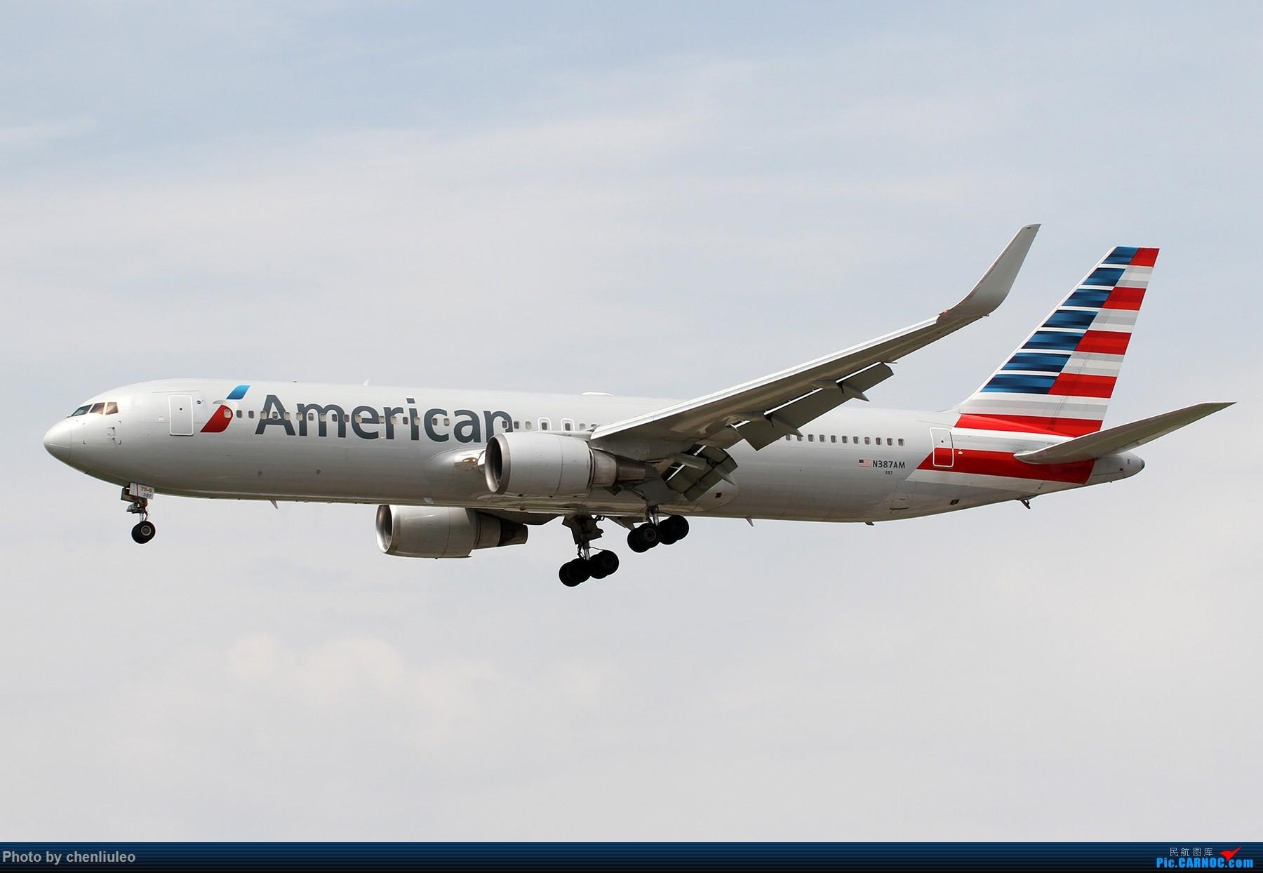 Re:[原创]【北美飞友会】芝加哥奥黑尔机场首拍 BOEING 767-300ER N387AM 美国芝加哥奥黑尔国际机场