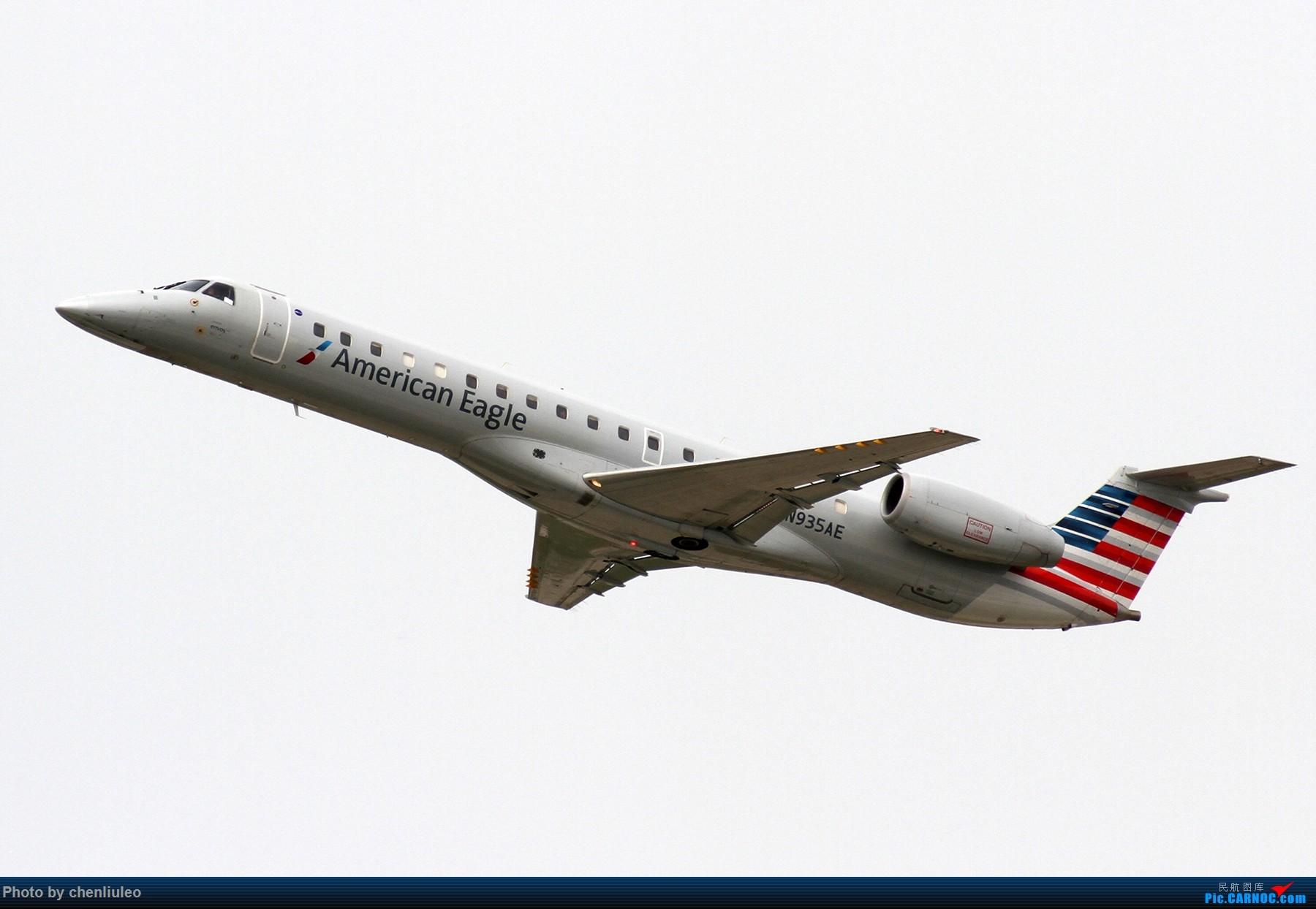 Re:[原创]【北美飞友会】芝加哥奥黑尔机场首拍 EMBRAER ERJ-145 N935AE 美国芝加哥奥黑尔国际机场