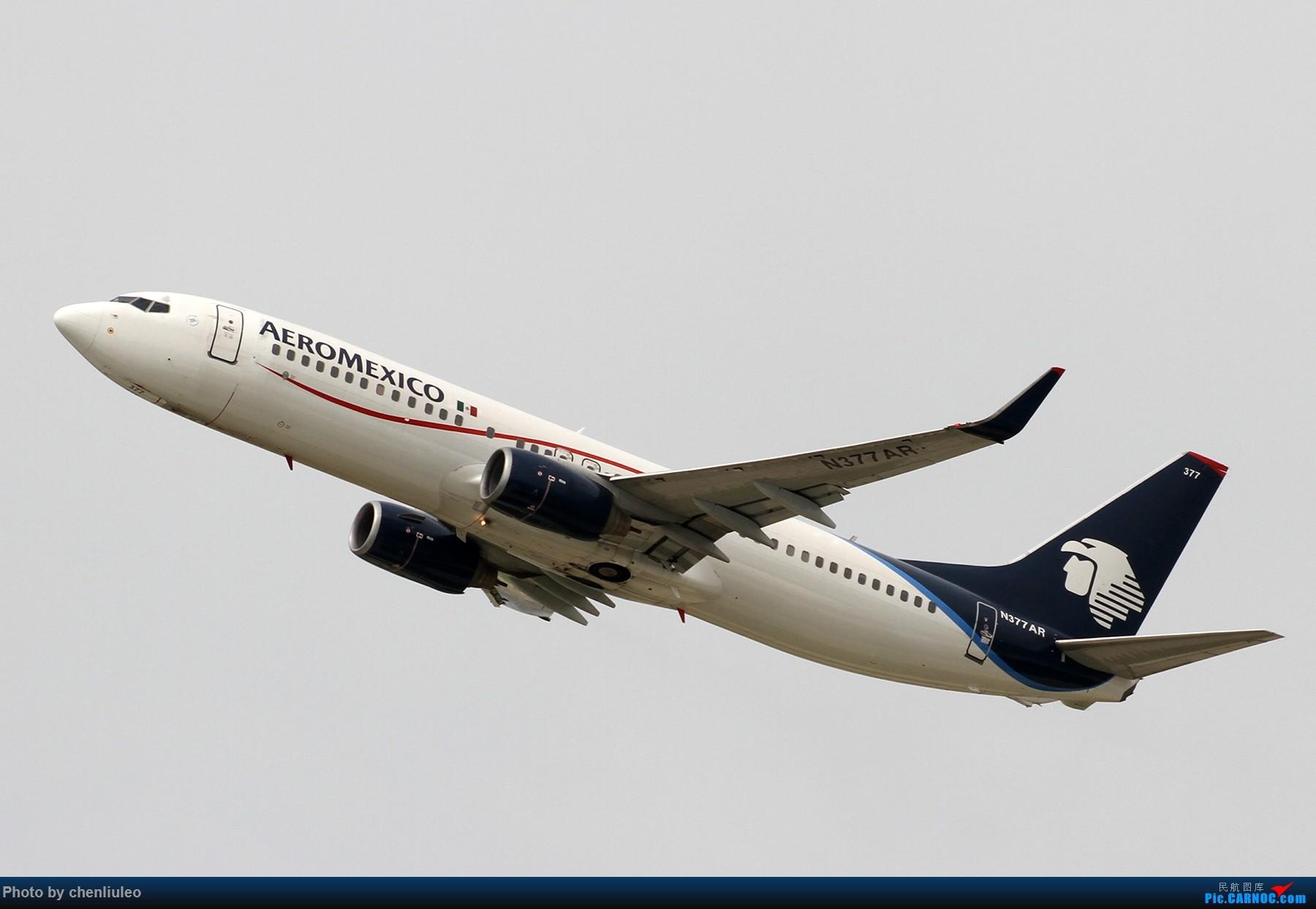 Re:[原创]【北美飞友会】芝加哥奥黑尔机场首拍 BOEING 737-800 N377AR 美国芝加哥奥黑尔国际机场