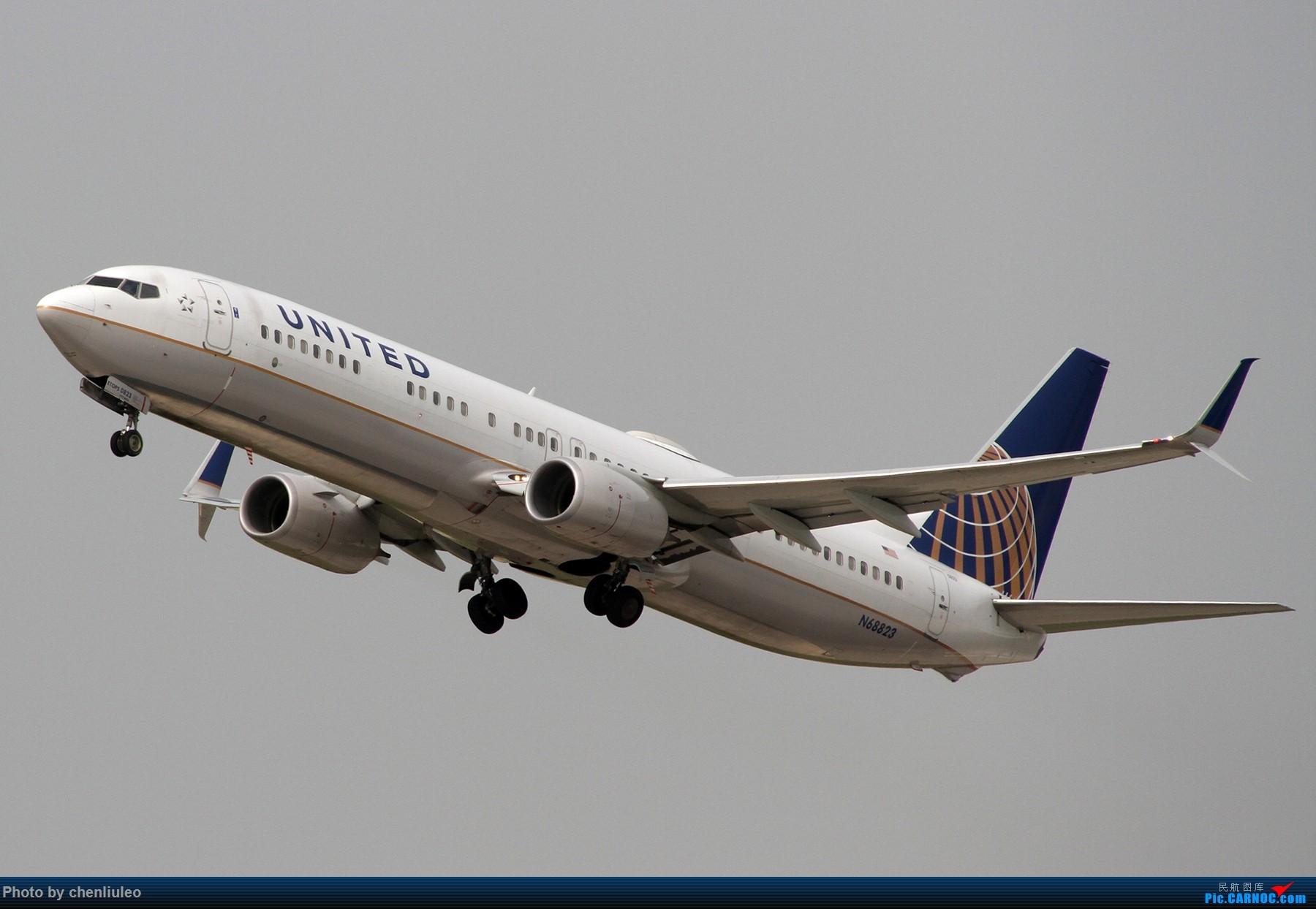 Re:[原创]【北美飞友会】芝加哥奥黑尔机场首拍 BOEING 737-900ER N68823 美国芝加哥奥黑尔国际机场