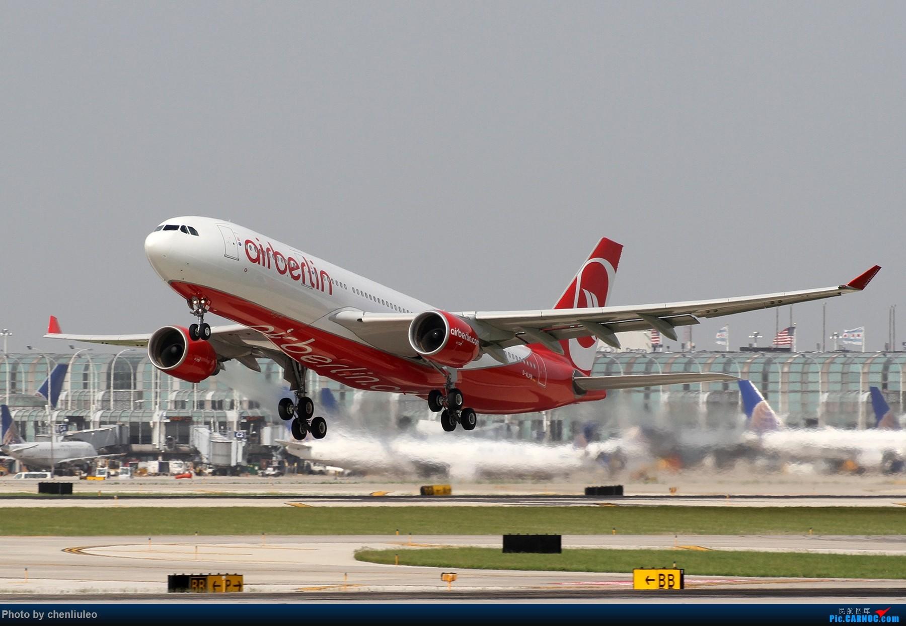 Re:[原创]【北美飞友会】芝加哥奥黑尔机场首拍 AIRBUS A330-200 D-ALPB 美国芝加哥奥黑尔国际机场