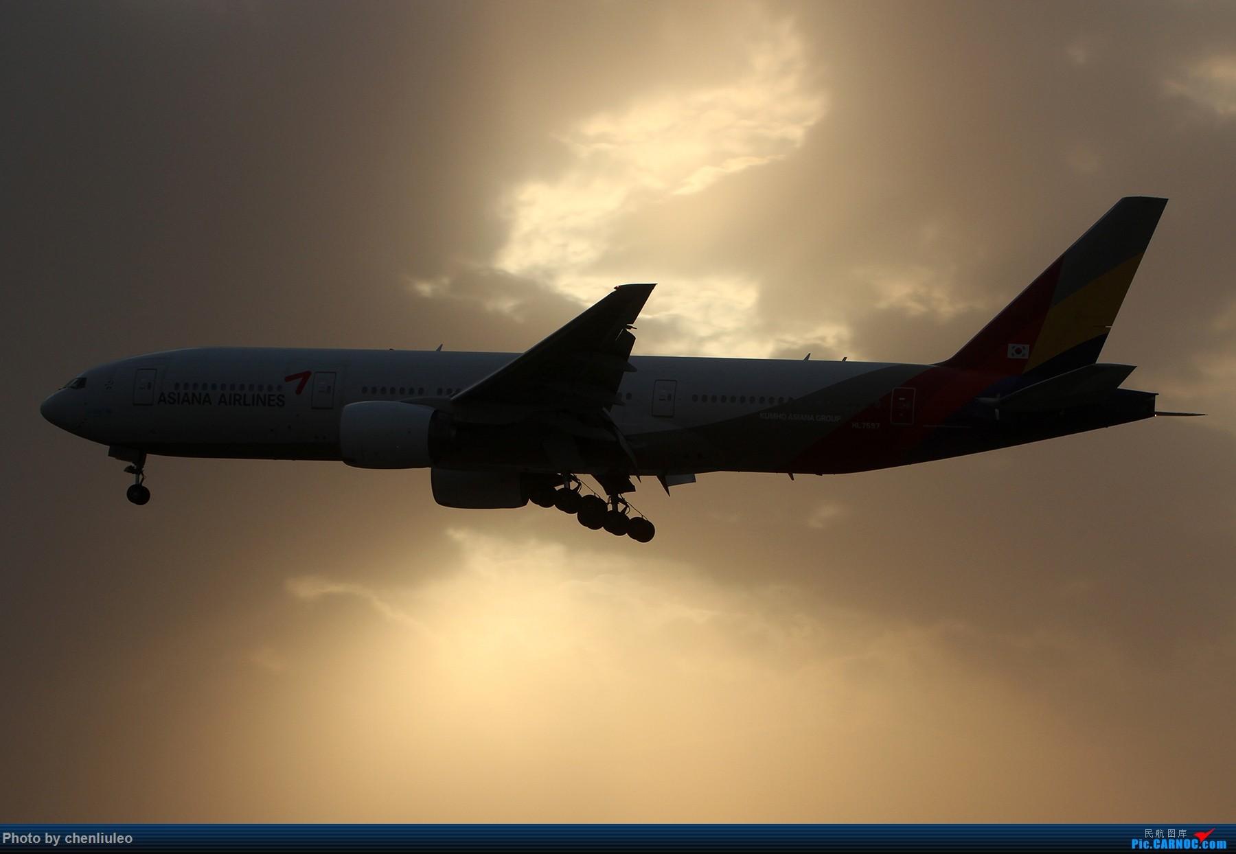 Re:[原创]【北美飞友会】芝加哥奥黑尔机场首拍 BOEING 777-200ER HL7597 美国芝加哥奥黑尔国际机场