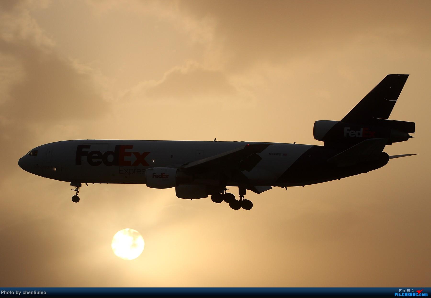 Re:【北美飞友会】芝加哥奥黑尔机场首拍 MD MD-10 N550FE 美国芝加哥奥黑尔国际机场