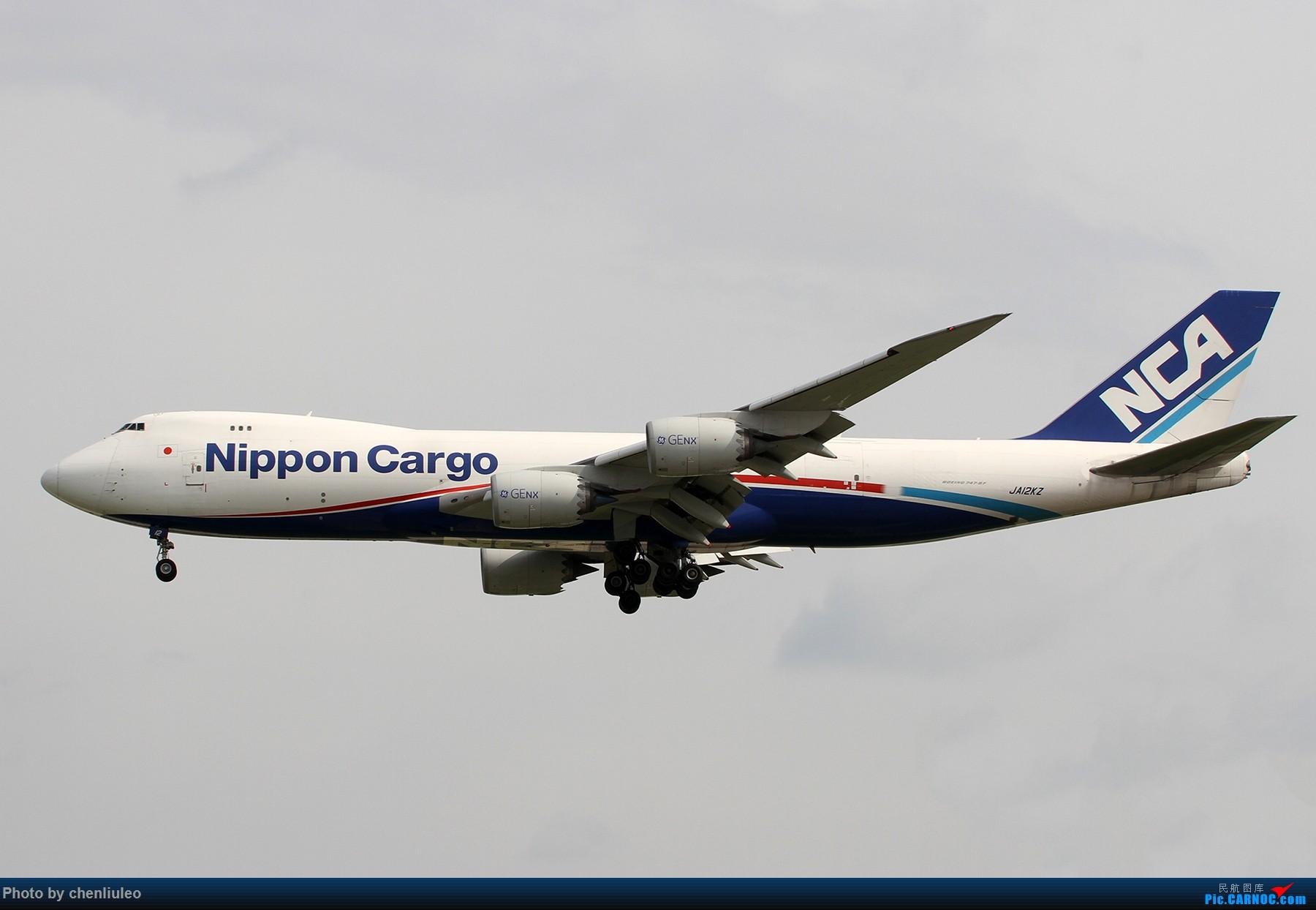 [原创]【北美飞友会】芝加哥奥黑尔机场首拍 BOEING 747-8F JA12KZ 美国芝加哥奥黑尔国际机场