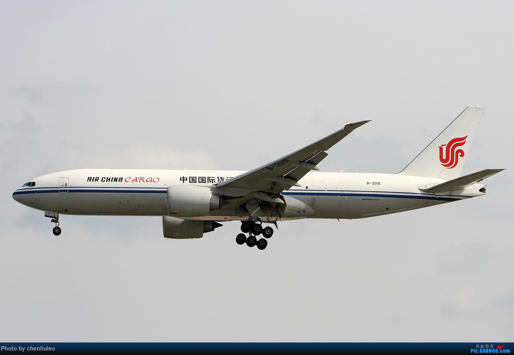 Re:[原创]【北美飞友会】芝加哥奥黑尔机场首拍 BOEING 777-200 B-2091 美国芝加哥奥黑尔国际机场