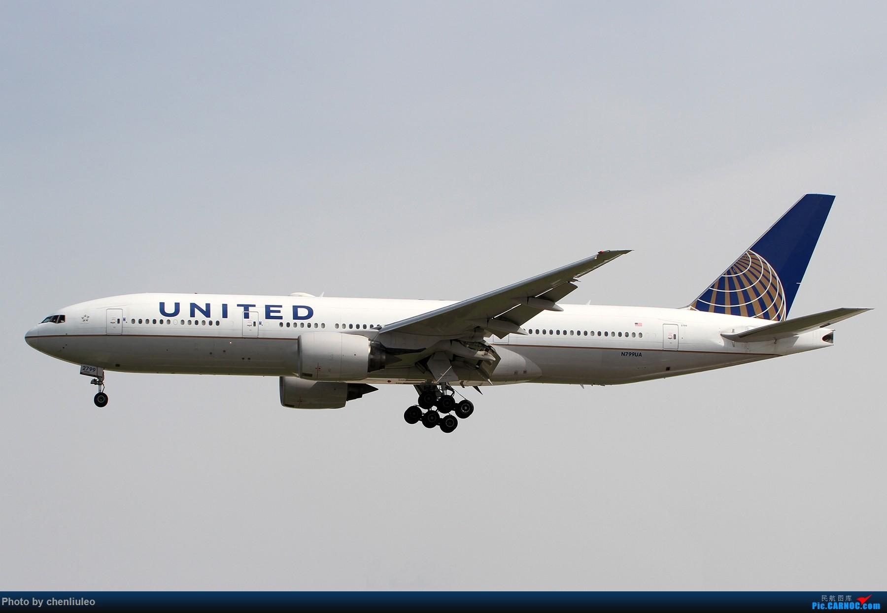 Re:[原创]【北美飞友会】芝加哥奥黑尔机场首拍 BOEING 777-200ER N799UA 美国芝加哥奥黑尔国际机场
