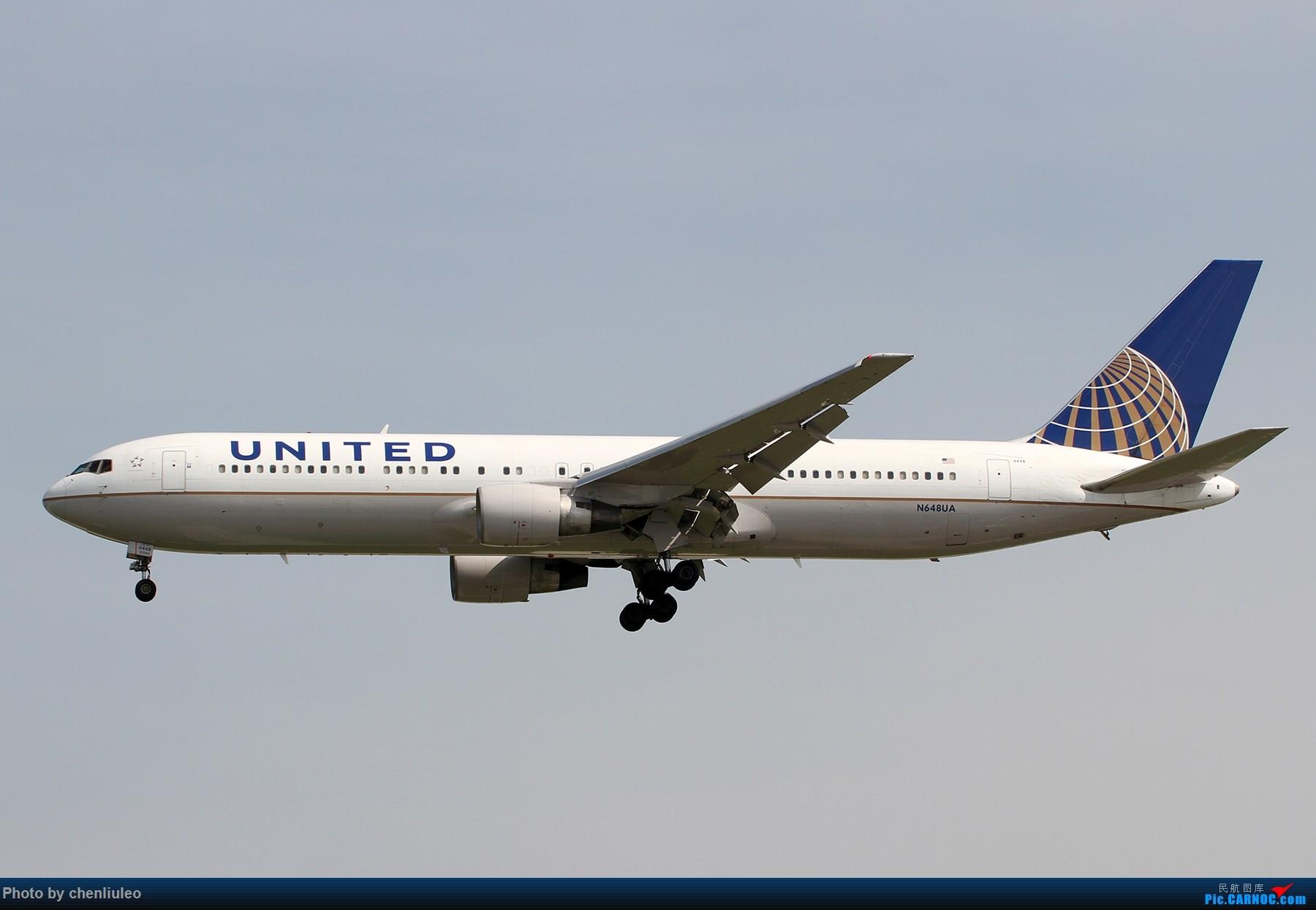 Re:[原创]【北美飞友会】芝加哥奥黑尔机场首拍 BOEING 767-300ER N648UA 美国芝加哥奥黑尔国际机场