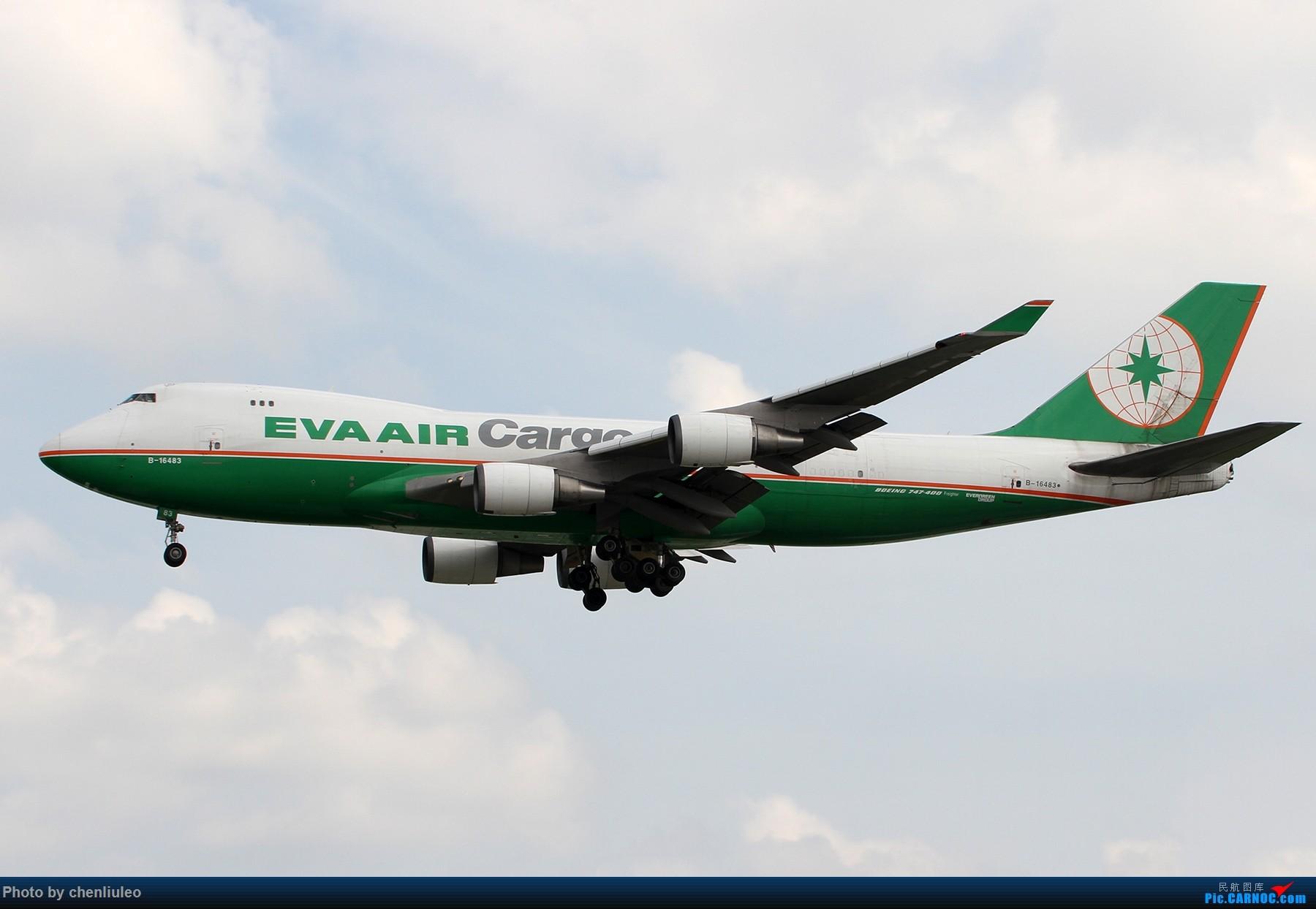 Re:【北美飞友会】芝加哥奥黑尔机场首拍 BOEING 747-400F B-16483 美国芝加哥奥黑尔国际机场