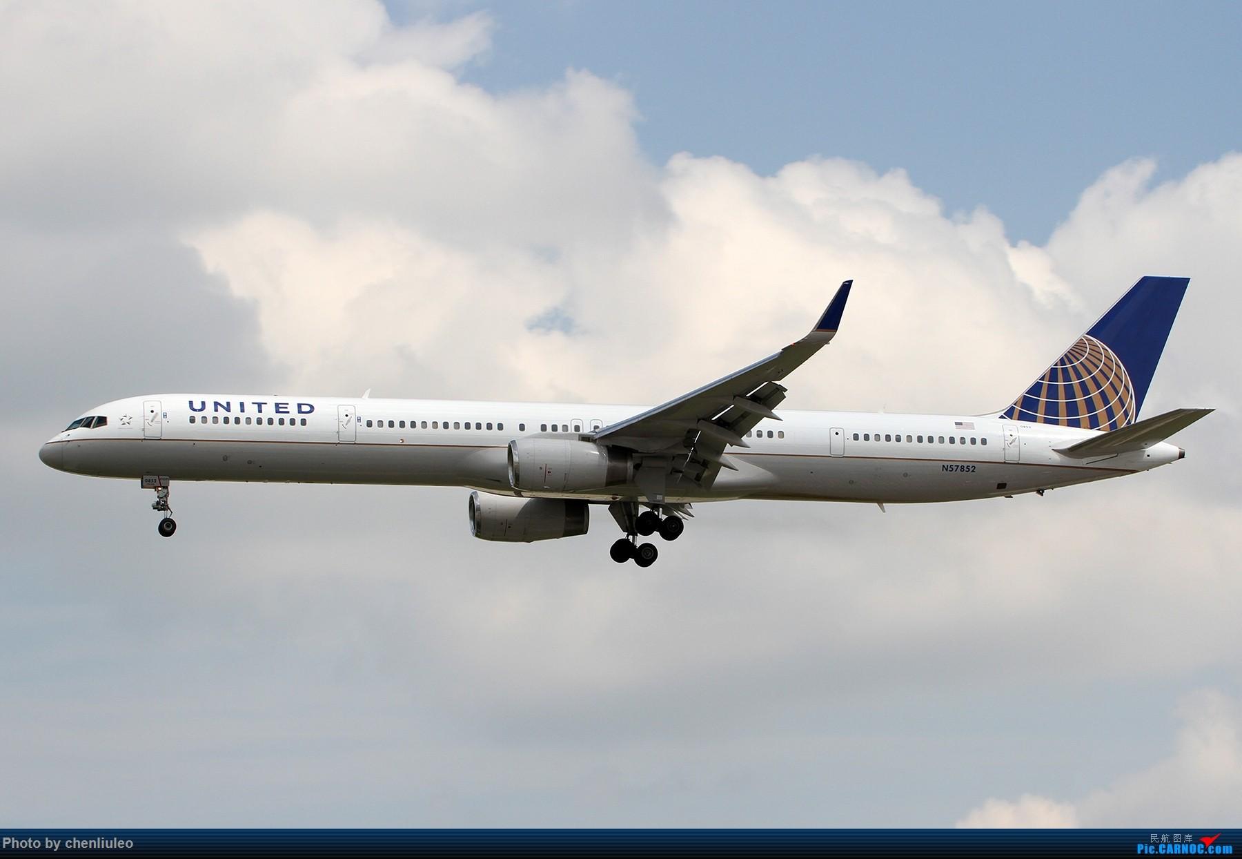 Re:【北美飞友会】芝加哥奥黑尔机场首拍 BOEING 757-300 N57852 美国芝加哥奥黑尔国际机场