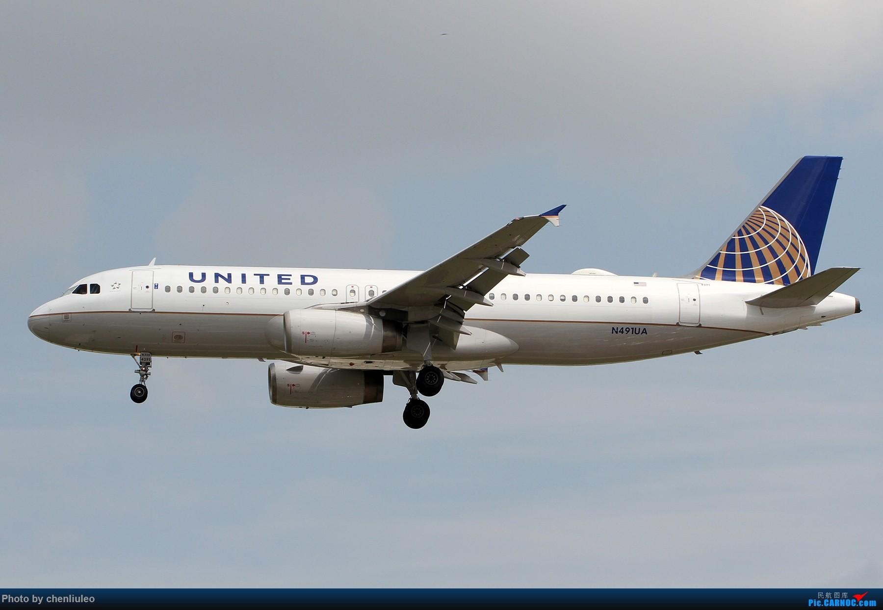 Re:[原创]【北美飞友会】芝加哥奥黑尔机场首拍 AIRBUS A320-200 N491UA 美国芝加哥奥黑尔国际机场