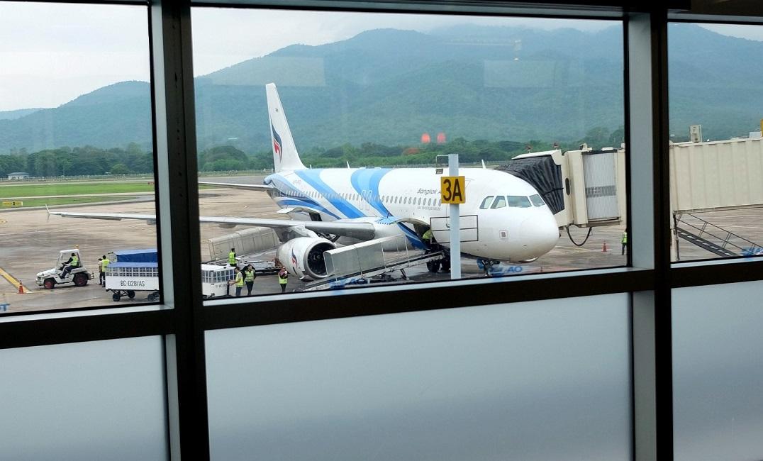 Re:[原创]体验皇家风兰,领略泰航魅力(CNX—BKK) AIRBUS A320-200