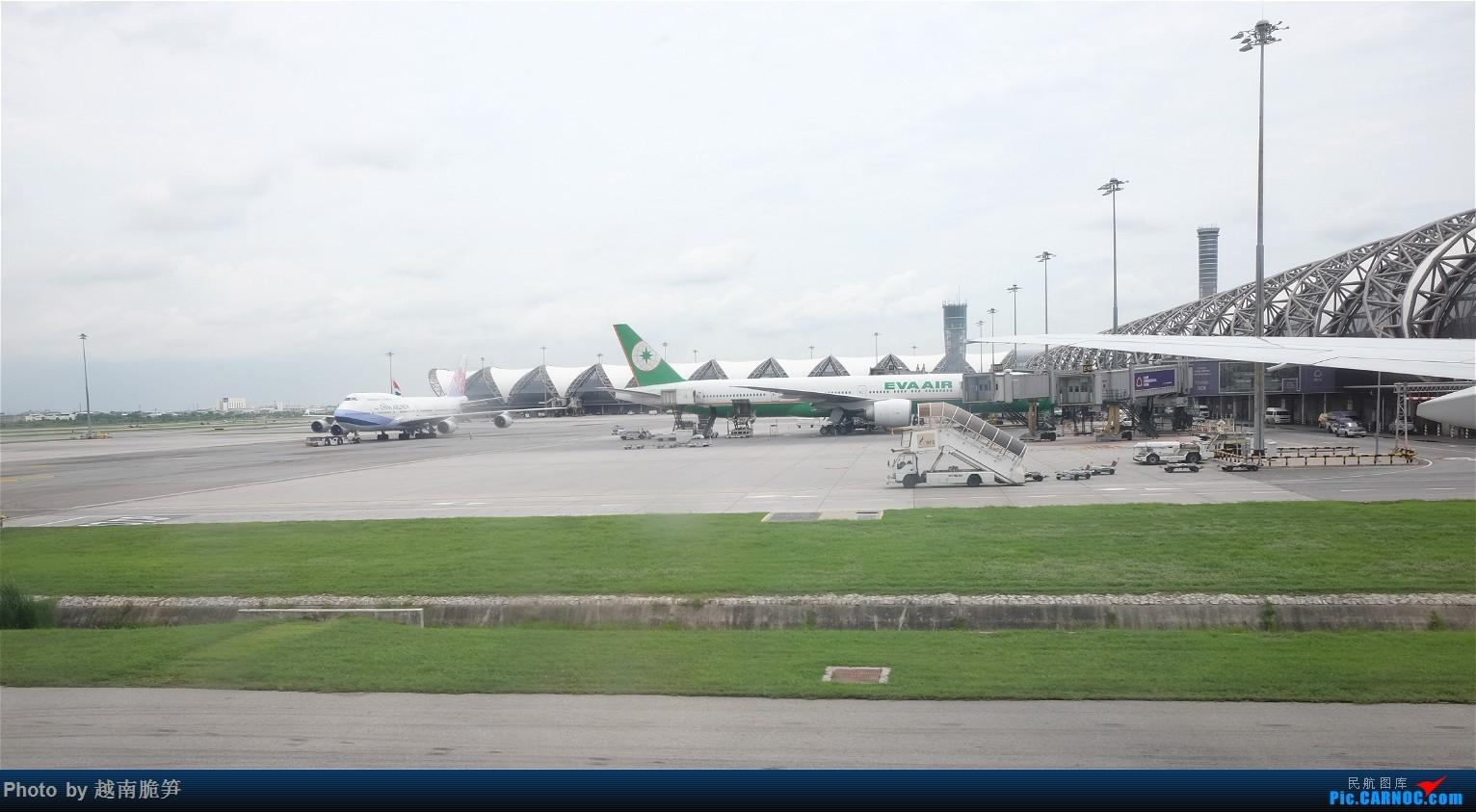 Re:[原创]体验皇家风兰,领略泰航魅力(CNX—BKK) BOEING 747-400