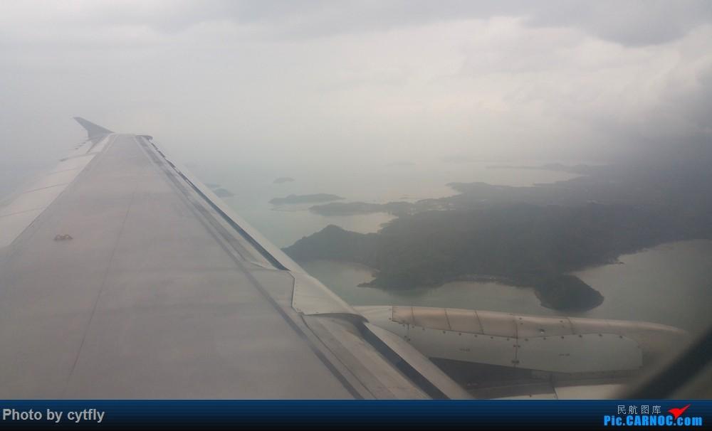 Re:[原创]【北向の飞行】说走就走的泰国惊险之旅【澳门航空+曼谷航空+泰国狮航】初体验   三次险情真实泰囧   含起降视频链接【正在继续更新】 AIRBUS A320-200 HS-PPH 泰国普吉国际机场