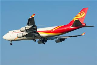Re:[PVG] 涡流系列之扬子江航空 B747-400SF