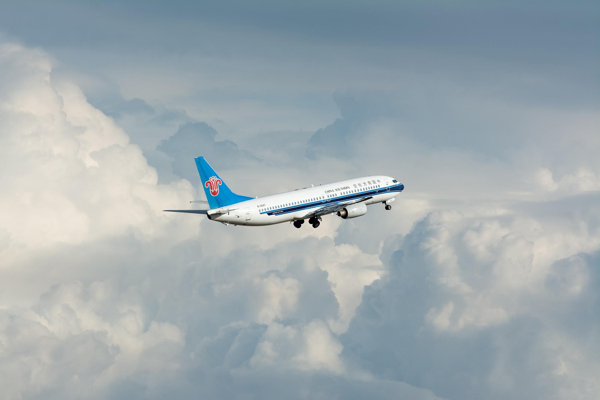 [原创]【KMG】在云端 BOEING 737-800 B-2697 中国昆明长水国际机场