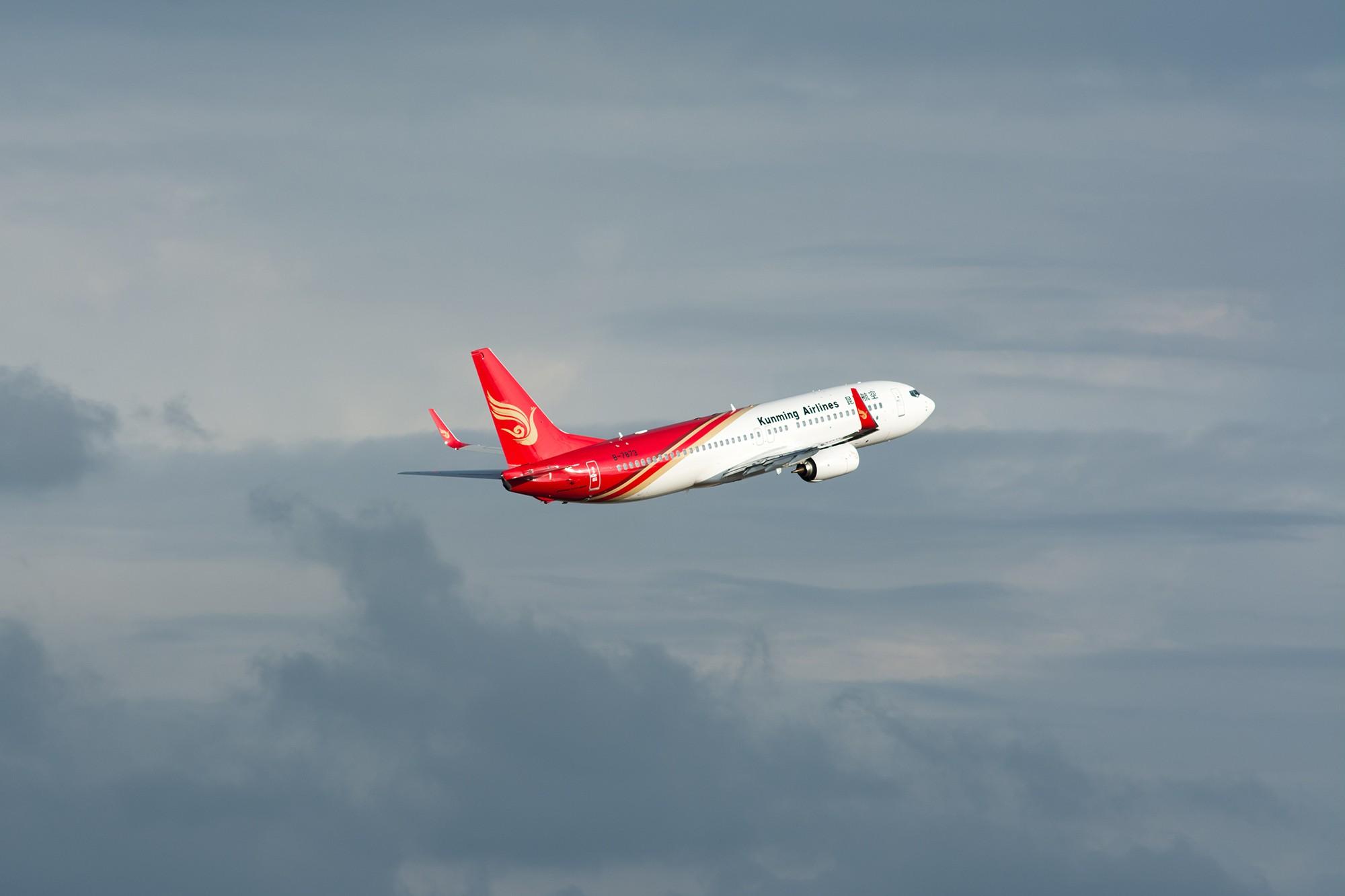 Re:[原创]【KMG】在云端 BOEING 737-800 B-7873 中国昆明长水国际机场