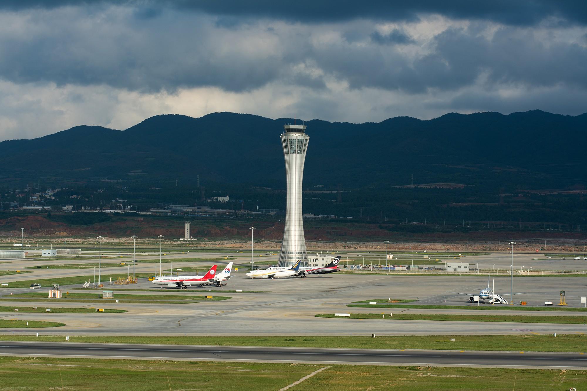 Re:[原创]【KMG】在云端    中国昆明长水国际机场