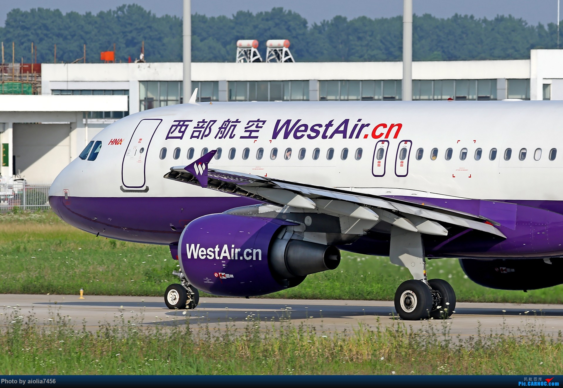 Re:[原创]【霸都打鸡队】F4新桥拍机!(爆人) AIRBUS A320-200 B-1817 中国合肥新桥国际机场