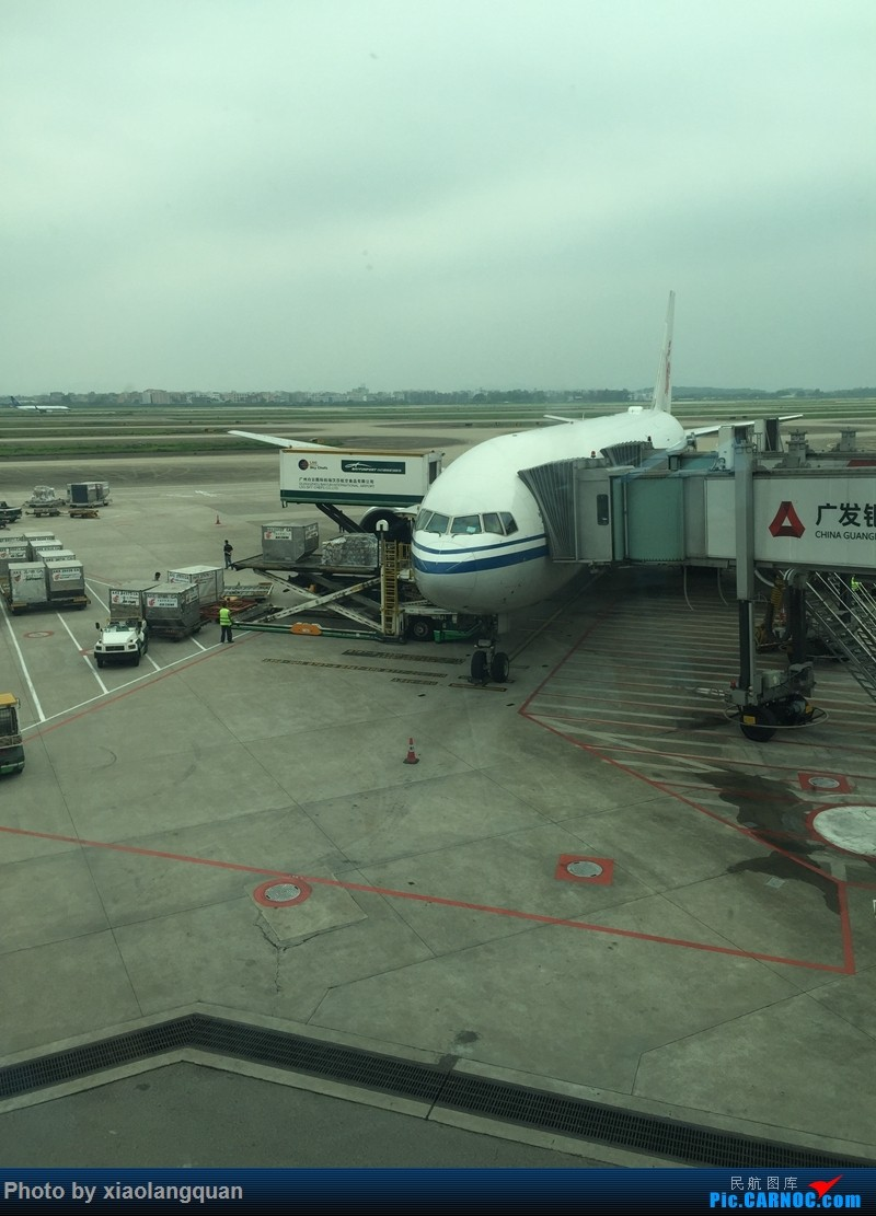 Re:[原创]CAN-PEK-GMP-PUS-PEK-CAN非常时期韩国之行全程擦航承运by772,738,77W BOEING 777-200 B-2068 中国广州白云国际机场