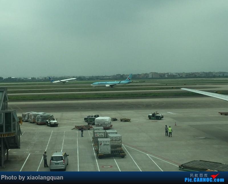 Re:[原创]CAN-PEK-GMP-PUS-PEK-CAN非常时期韩国之行全程擦航承运by772,738,77W BOEING 737-800  中国广州白云国际机场