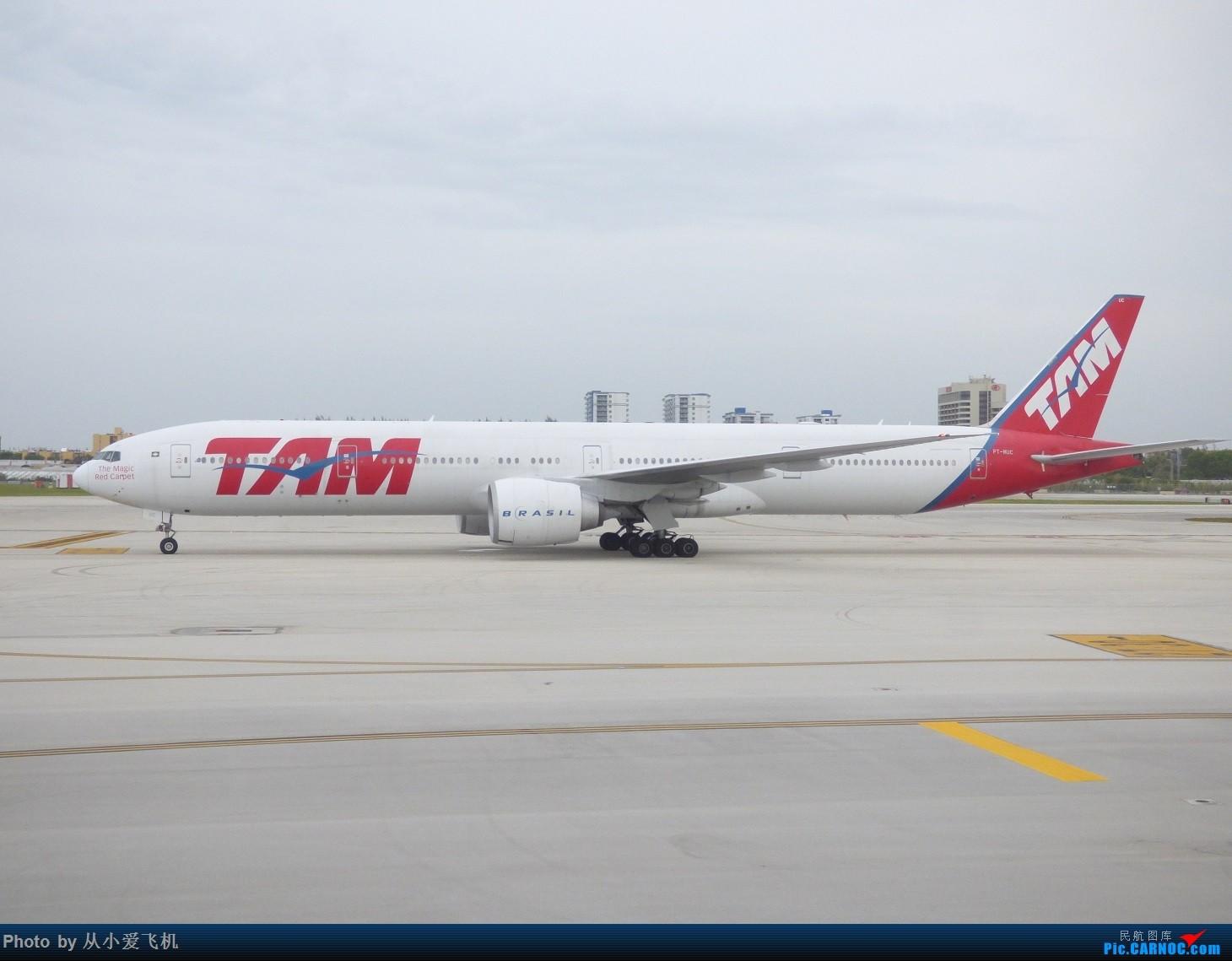 Re:迈阿密国际机场--MIA拍机