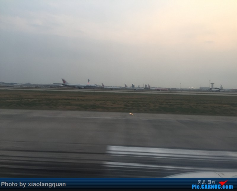 Re:[原创]CAN-PEK-GMP-PUS-PEK-CAN非常时期韩国之行全程擦航承运by772,738,77W(更新中) BOEING 747-400  中国北京首都国际机场
