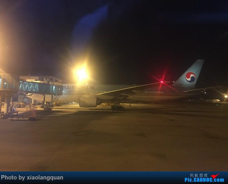 Re:[原创]CAN-PEK-GMP-PUS-PEK-CAN非常时期韩国之行全程擦航承运by772,738,77W(更新中) BOEING 777-200  韩国首尔金浦国际机场