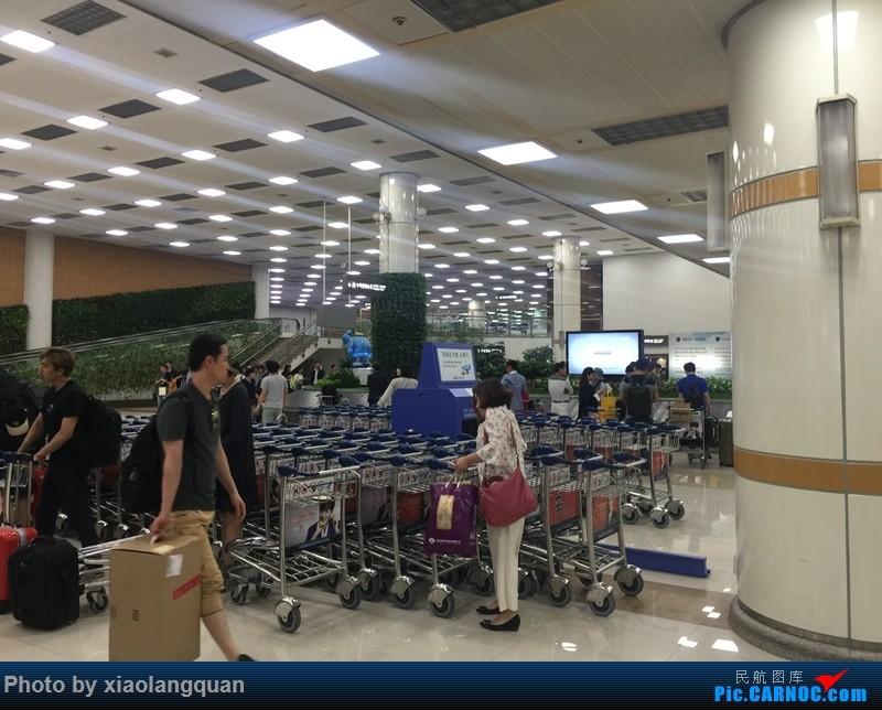 Re:[原创]CAN-PEK-GMP-PUS-PEK-CAN非常时期韩国之行全程擦航承运by772,738,77W(更新中)    韩国首尔金浦国际机场
