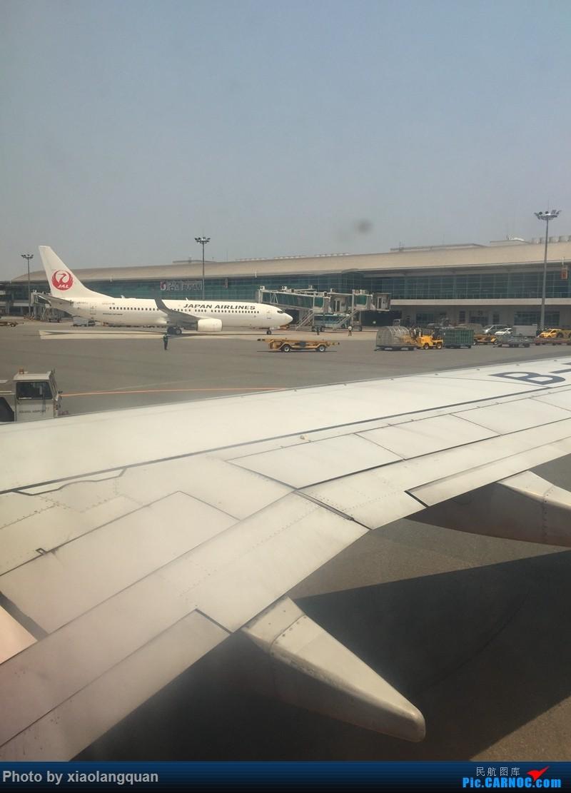 Re:[原创]CAN-PEK-GMP-PUS-PEK-CAN非常时期韩国之行全程擦航承运by772,738,77W(更新中) BOEING 737-800  韩国釜山金海国际机场